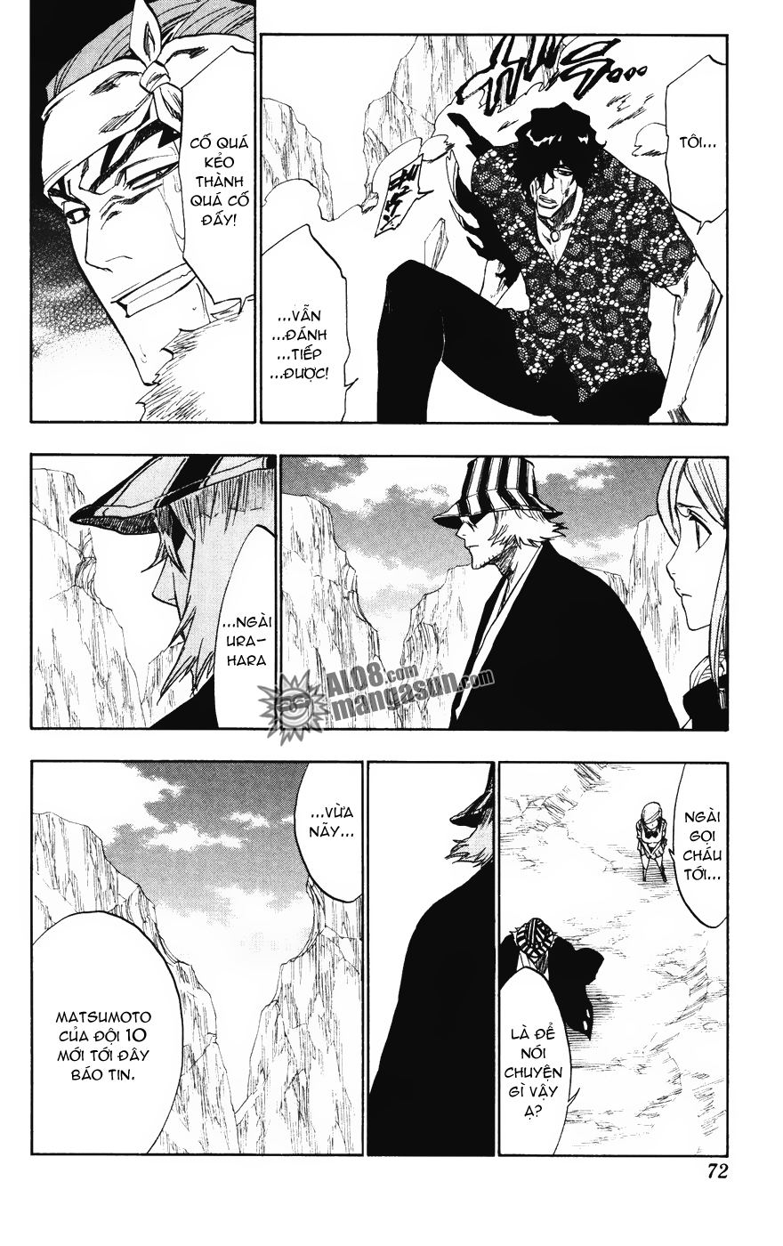 Bleach chapter 227 trang 11