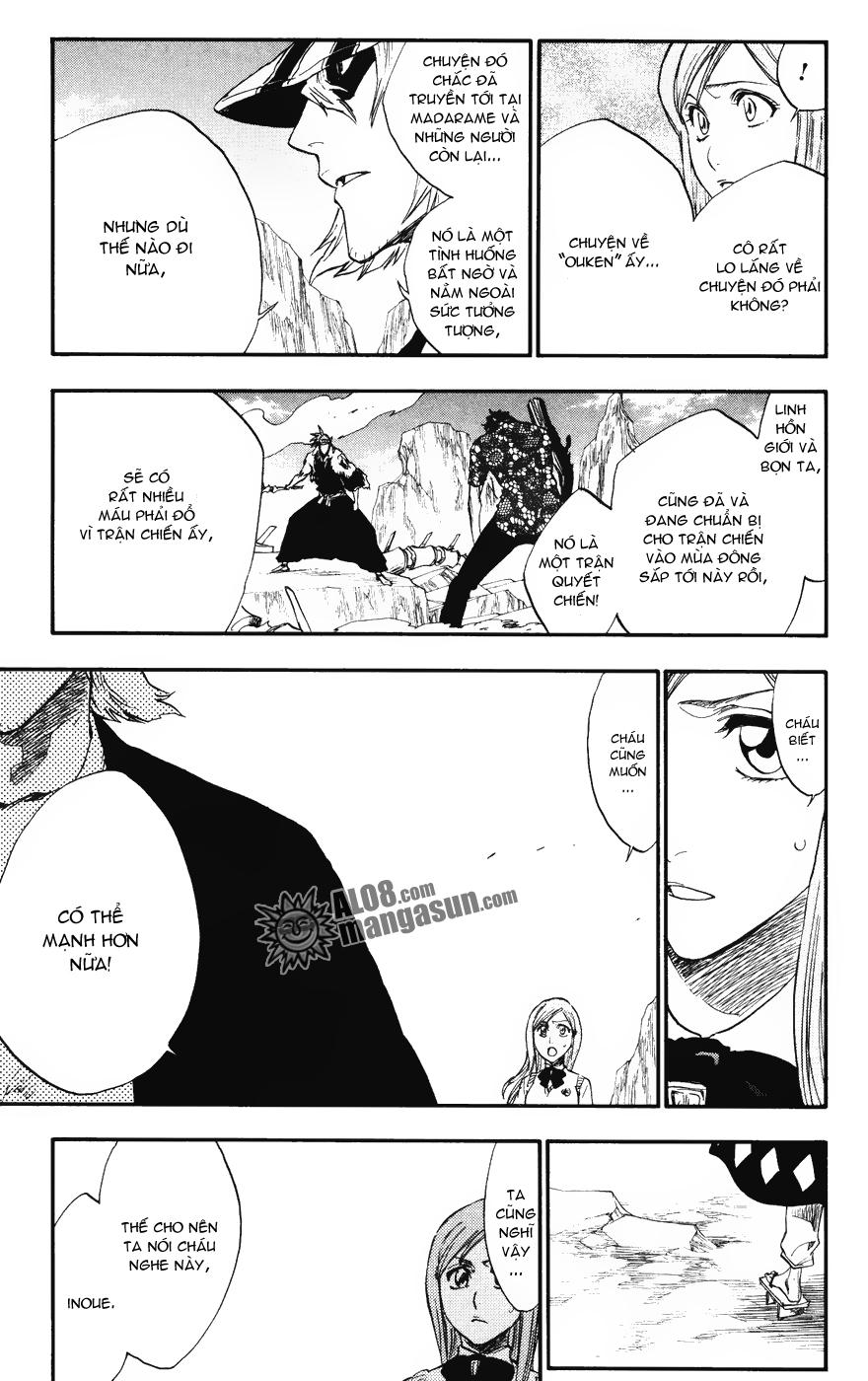 Bleach chapter 227 trang 12