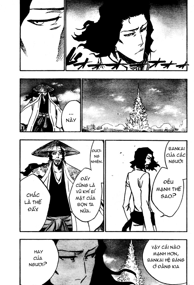 Bleach chapter 361 trang 9