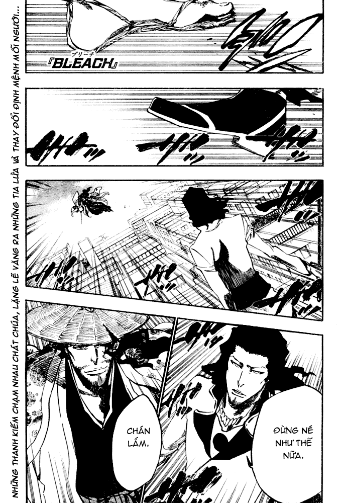 Bleach chapter 359 trang 1