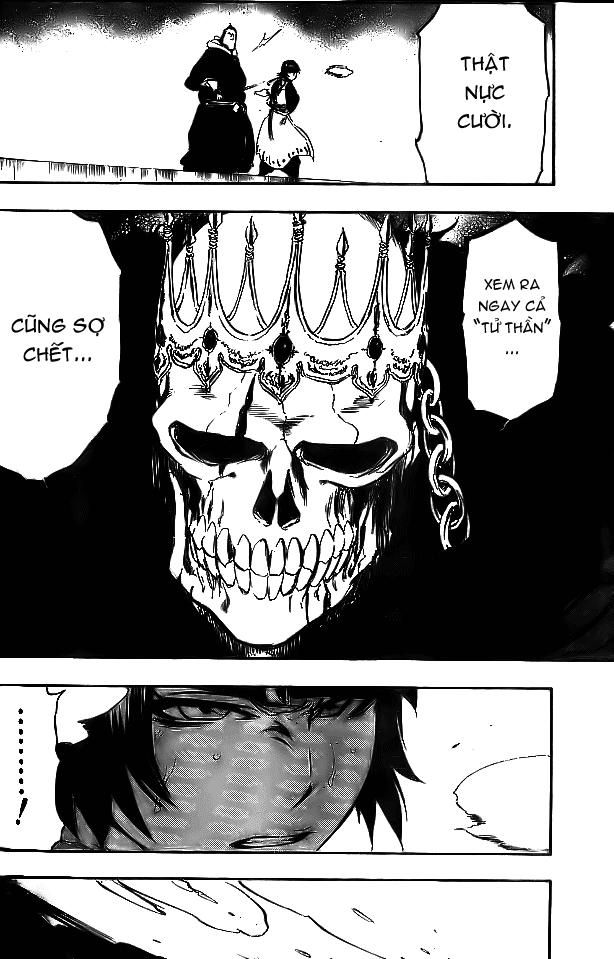 Bleach chapter 357 trang 13