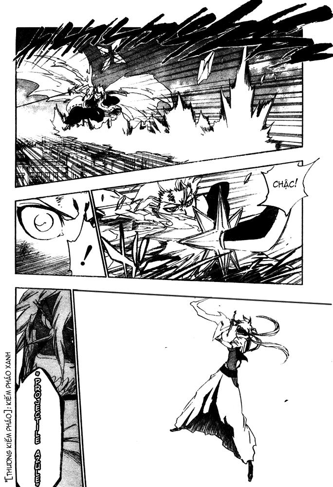 Bleach chapter 355 trang 5