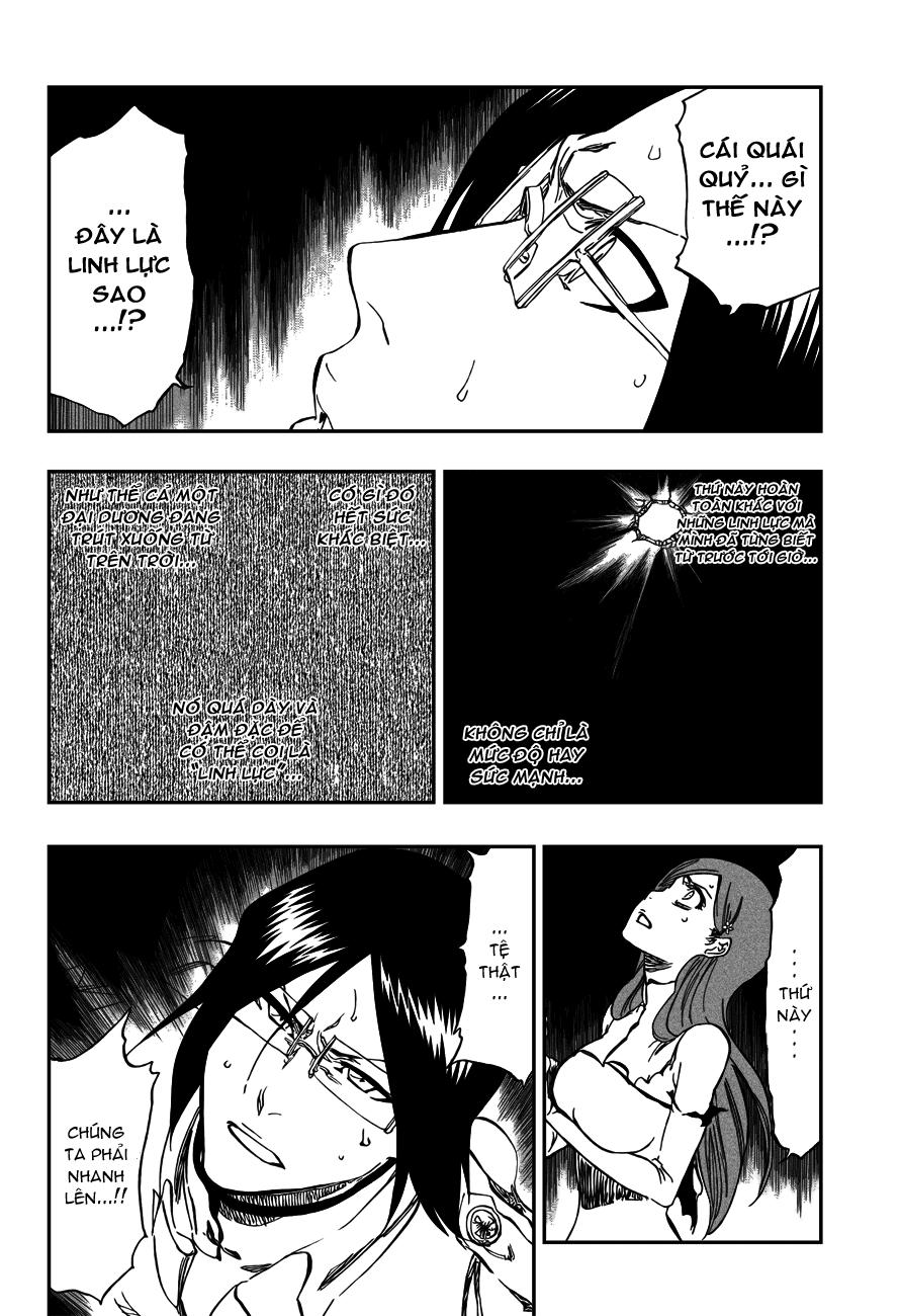 Bleach chapter 348 trang 9