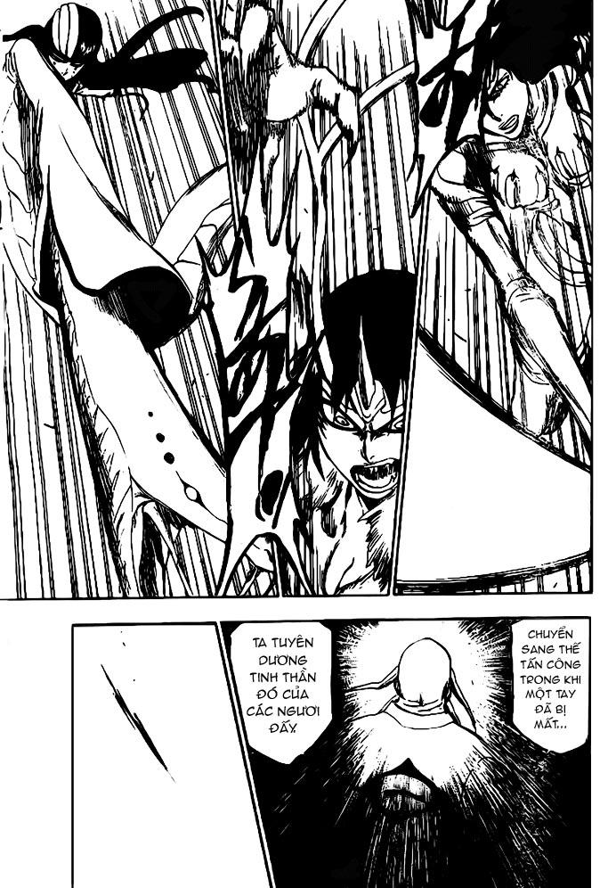 Bleach chapter 339 trang 4
