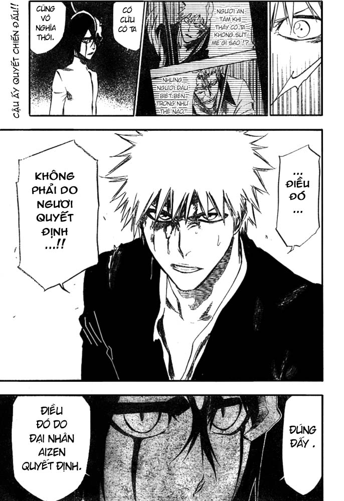 Bleach chapter 340 trang 18