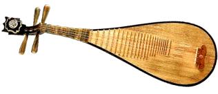 ピパ/中国の琵琶