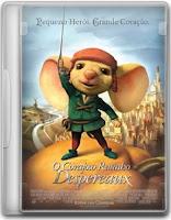 o corajoso ratinho despereaux dublado avi