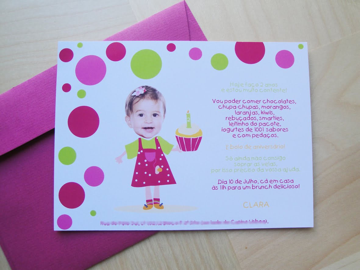 Convites Aniversario De 6 Anos: Umbigo.convites: 2010/07