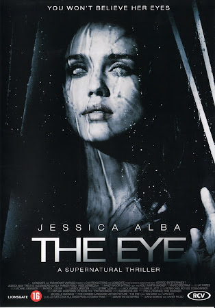 Poster Of Free Download The Eye 2008 300MB Full Movie Hindi Dubbed 720P Bluray HD HEVC Small Size Pc Movie Only At worldfree4u.com