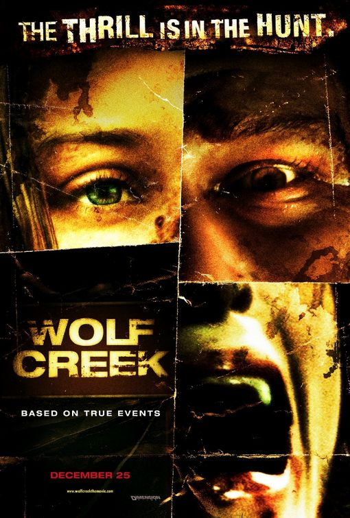 wolf creek girls Wolf creek is a 2005 australian horror film written, co-produced, and directed by greg mclean, and starring john jarratt, nathan phillips.