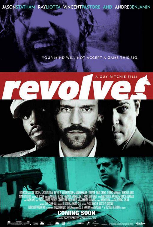 Vagebond's Movie ScreenShots: Revolver (2005)