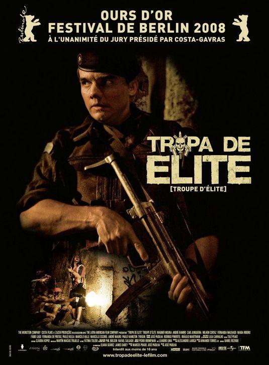 Tropa de Elite - Dublado