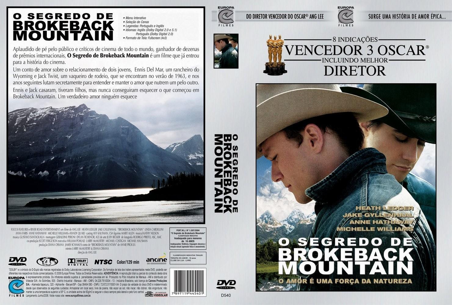 Vagebond S Movie Screenshots Brokeback Mountain 2005