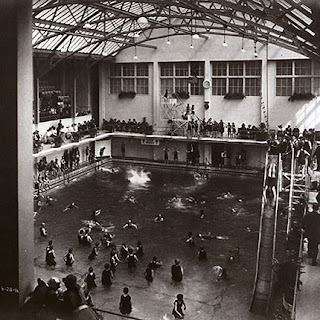 Although Officially Dubbed The Crystal Pool It Also Billed Itself As A Natatorium Which Is According To My Sources Basically Just A Fancier Name For