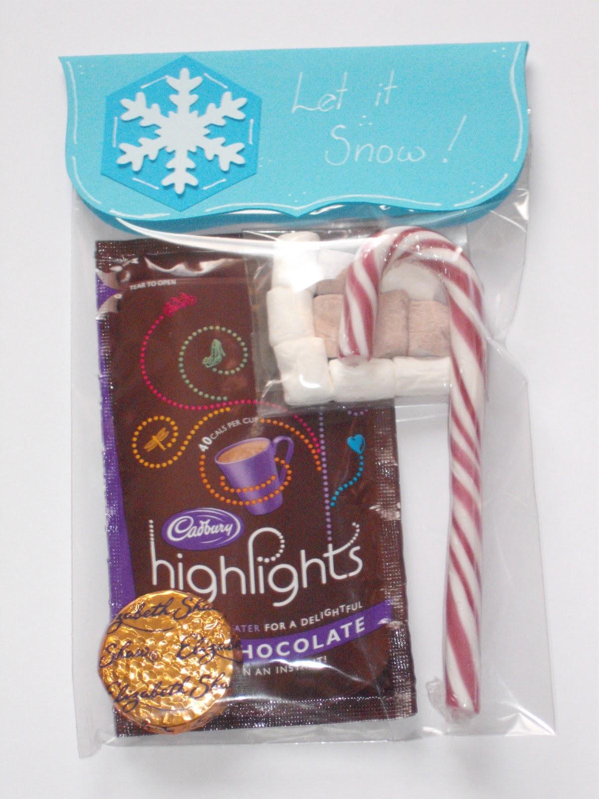 Yvonne Byatts Family Fun Christmas Sweetie Treat Bags