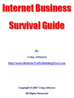 internet business survival