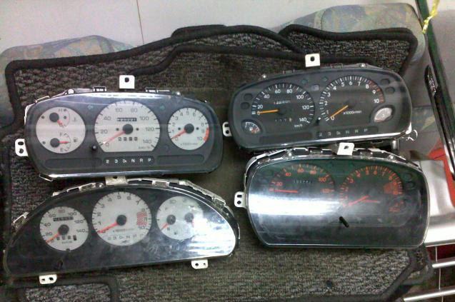 Diy Wiring Meter Daihatsu Mira L2 Ben9166