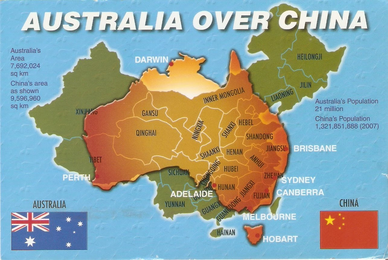 implications of australia and china relationship with hong