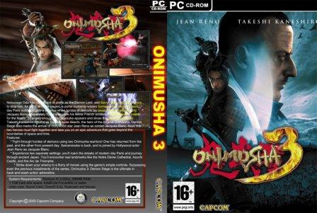 jogo onimusha 3 para pc