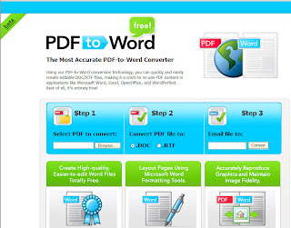 Pdf to convert online file word document