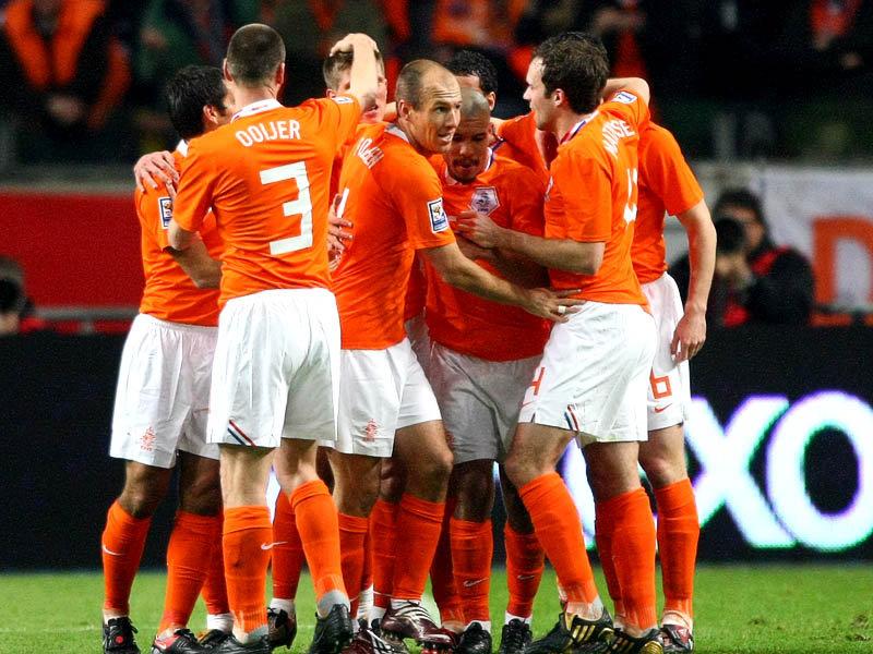 The Netherlands Football Team Ranking