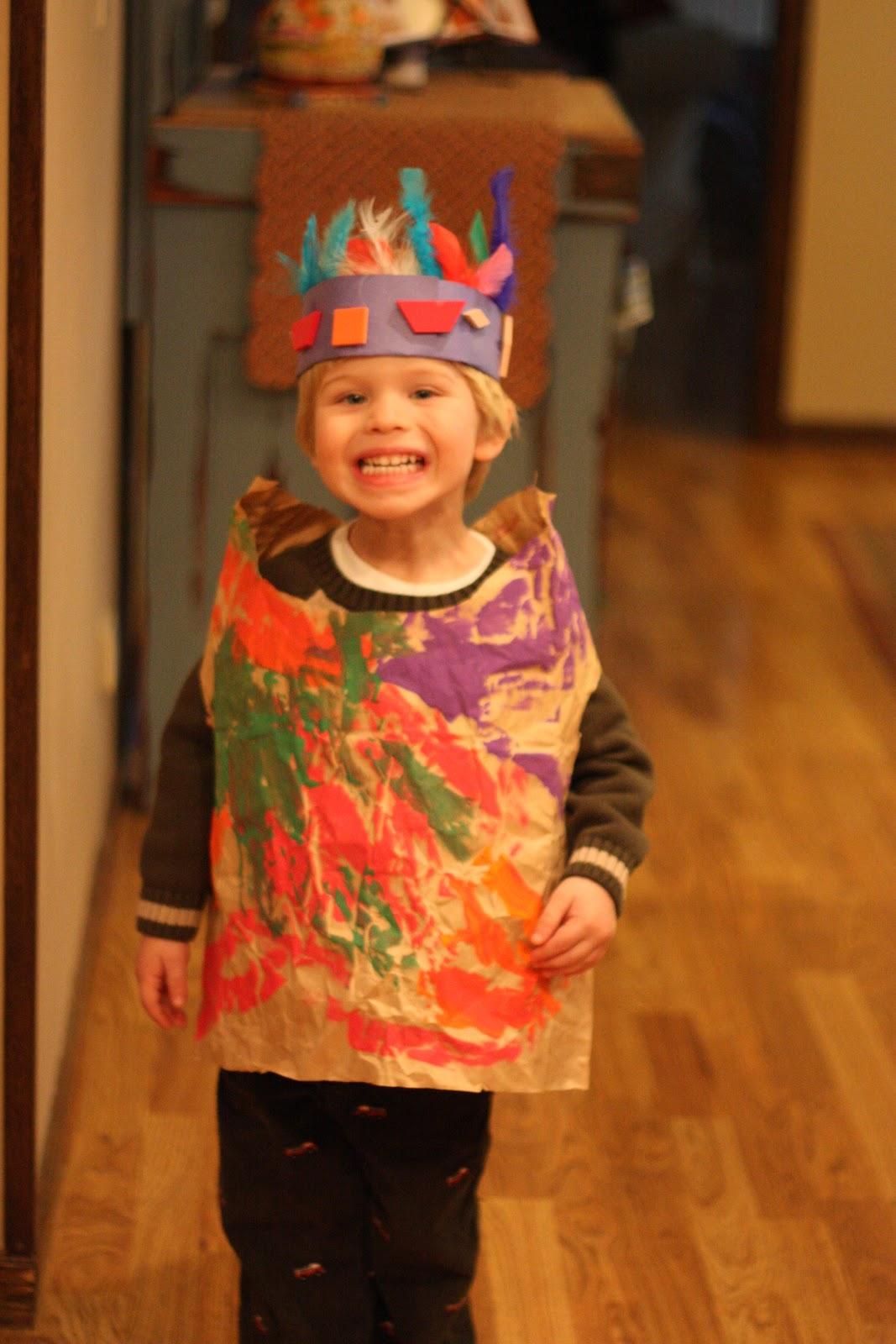 Native American Attire - I Can Teach My Child!