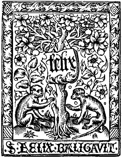 The Nine Pound Hammer: BEAUTIFUL MEDIEVAL WOODCUTS