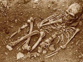 Resultado de imagen de enterramientos paleolitico