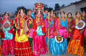 RICH INDIAN CULTURE N DANCE FORMS