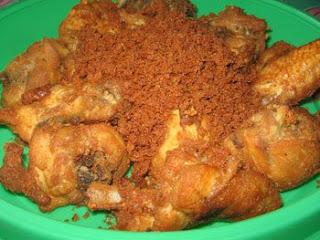 Resep Ayam Goreng Remah