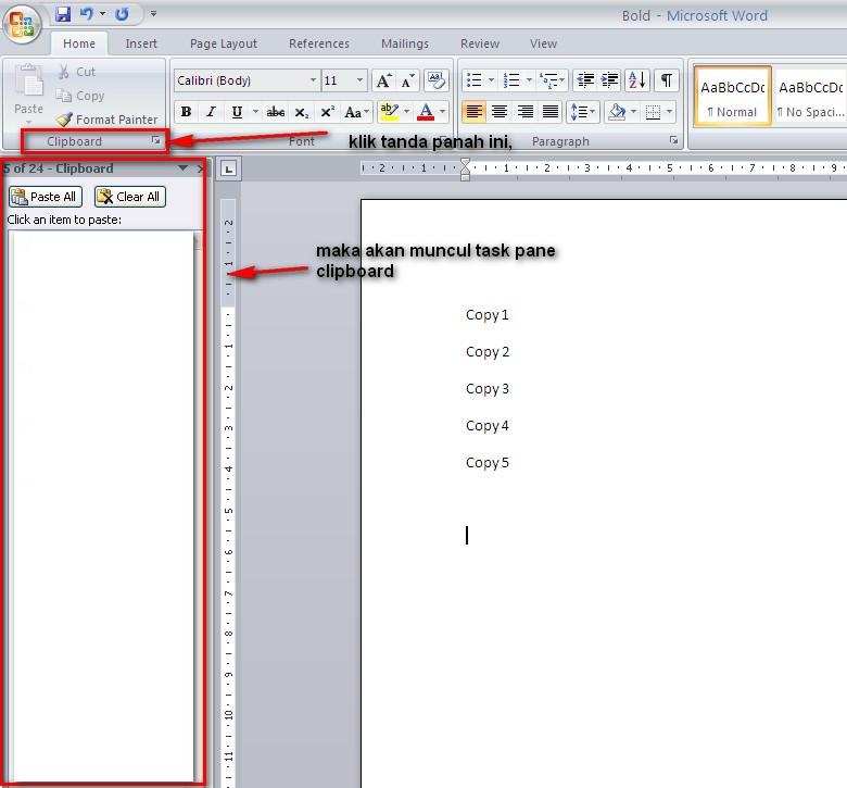 fungsi clipart pada microsoft word 2007 adalah - photo #22