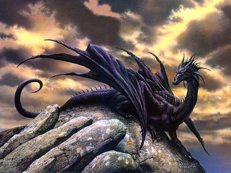 Mythological Dragons: Life Journal: 10 Most Popular Mythical Creatures