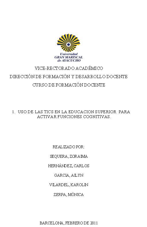 Carlos Hernandez PORTADA TRABAJO FINAL