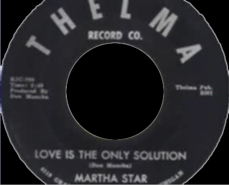 soul strutter ns543 martha starr 1965 love is the only solution thelma 112. Black Bedroom Furniture Sets. Home Design Ideas