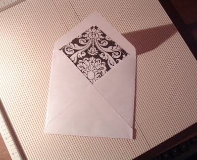 Cricut Cardiologist How To Make A Lined Envelope For A