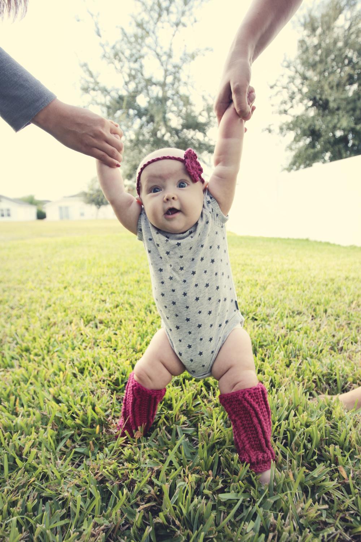 Alli Crafts Free Pattern Infant Leg Warmers