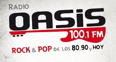 Radio Oasis, en vivo - 100.1 FM - Lima, Perú