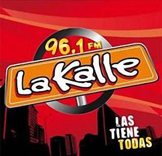Nueva Radio La kalle 96.1 En vivo
