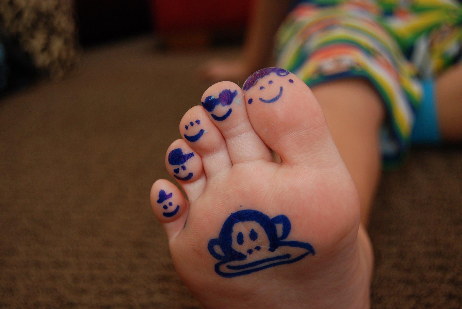 Sams Chubby Feet