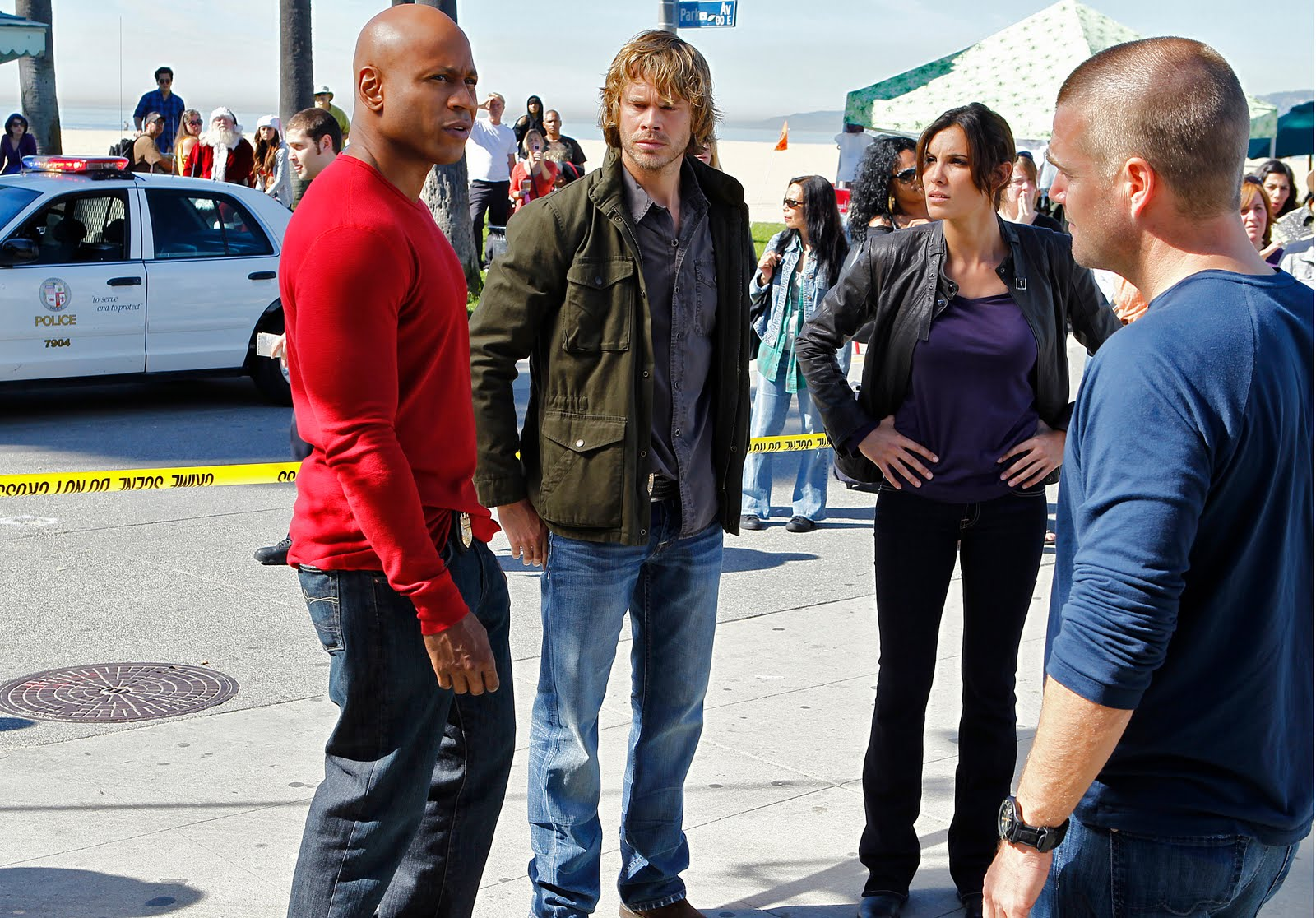 NCIS Los Angeles FAN: January 2011
