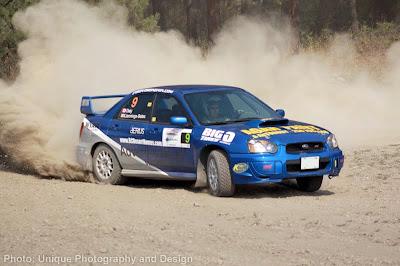 Mark Jennings-Bates driving