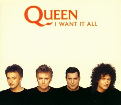 i want it all queen cover image