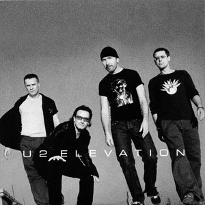 u2 elevation cover art
