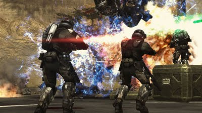 odst halo 3 soliders