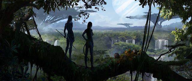 avatar 2 movie concept art