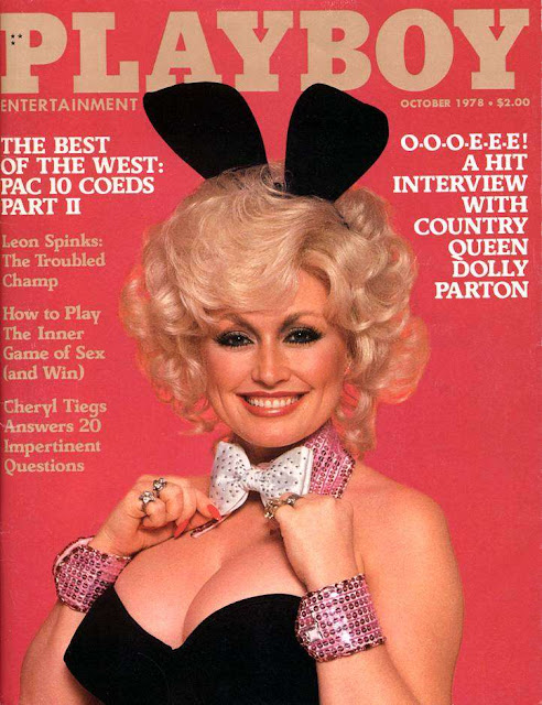 dolly parton playboy magazine