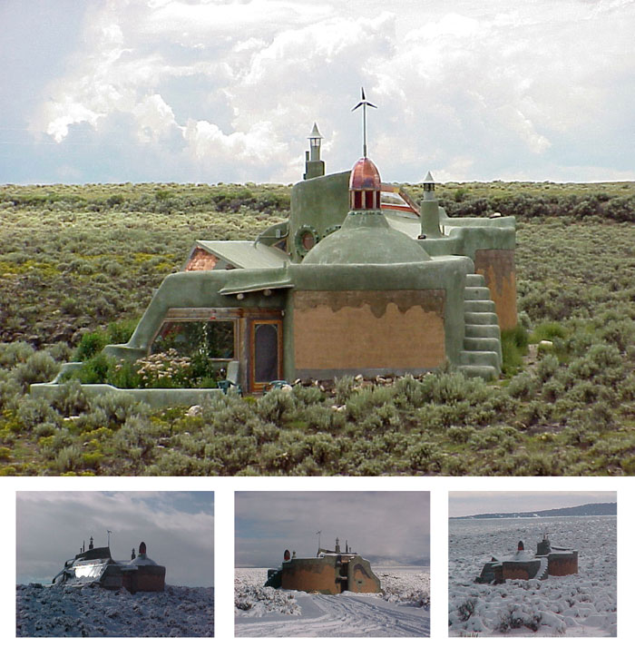 Planet Upgrade Earthship Biotecture