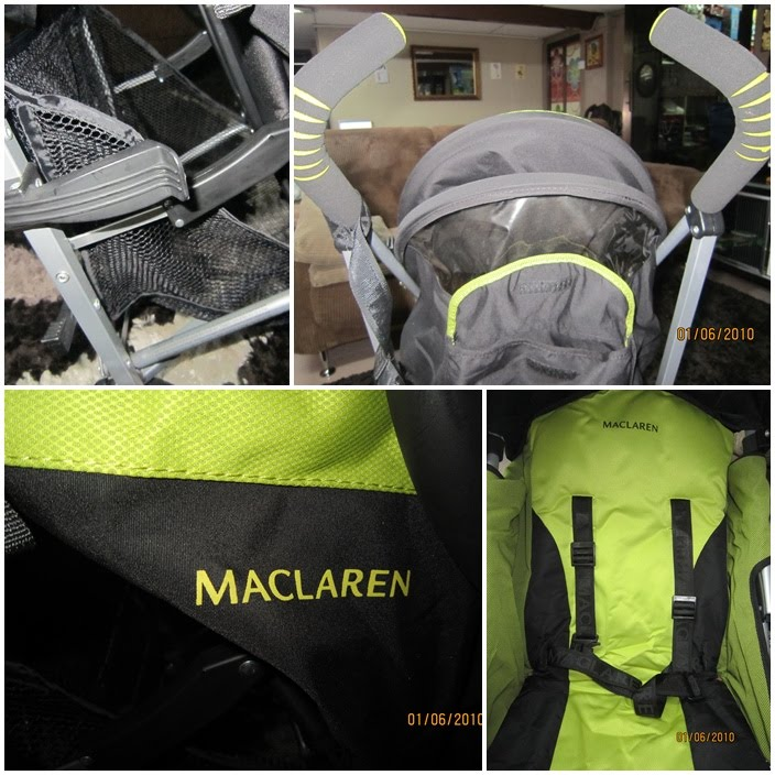 Stroller Rain Cover Malaysia Child 39;s Heaven Online Store Maclaren Quest Sport Green