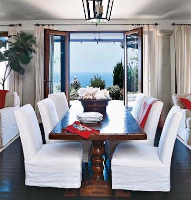 Harmony And Home Beach house dining room