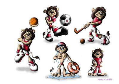 Lion Echesortu Sport